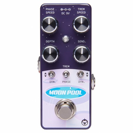 Pigtronix Moon Pool Tremvelope Phaser