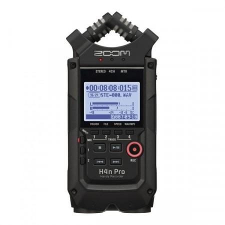 Zoom H2n Håndholdt Opptaker Musikkverden AS