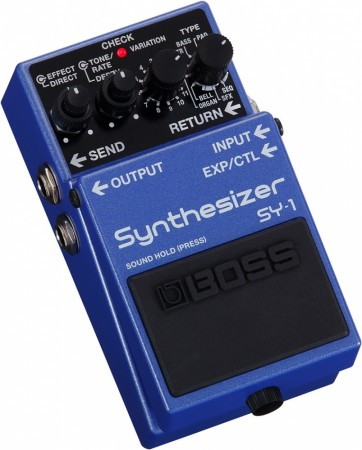 Boss SY-1 Syntheseizer