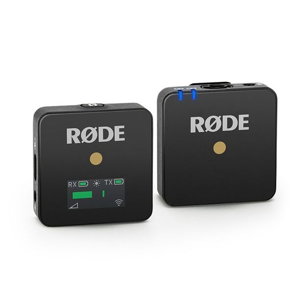 Røde Wireeless GO Kompakt tådløs mikrofon system USB